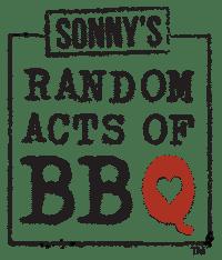 Sonny's Random Acts of BBQ logo